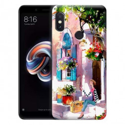 Чехол Gosso 705235 для Xiaomi Redmi Note 5