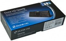 Клавиатура Dune HD Qwerty Black USB